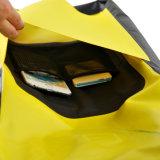 Kundenspezifischer Firmenzeichen-große Kapazität Belüftung-wasserdichter trockener Beutel-Rucksack