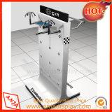 System-Metallbildschirmanzeige-Zahnstangen-Metallausstellungsstand