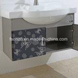 Governi popolari di vanità della stanza da bagno della mobilia dell'acciaio inossidabile di alta qualità (T-002)