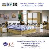 Dubai-Hotel-Möbel-einfache zusammengebaute Schlafzimmer-Sets (F20#)