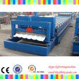 A telha de telhado de 1080 etapas vitrificou o rolo da telha que dá forma à maquinaria feita em China