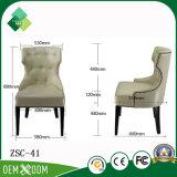 Cadeira de asa asiática do estilo para o quarto na faia (ZSC-41)