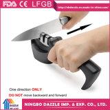 Macchina per affilare i coltelli di ceramica professionale all'ingrosso della cucina delle 3 fasi per le lame