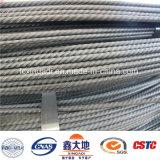 7.0m m 1670 alambres de alta resistencia del MPa Prestreesing