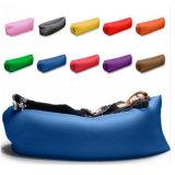 Da base preguiçosa do saco de sono do sofá dos sacos de ar da sala de estar preguiçosa da praia do saco sofá inflável rápido Foldable e Washable do sofá de Laybag do ar