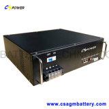 Batterie au lithium-fer Phosphate (LiFePO4) 48V50ah Pack avec BMS