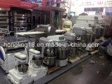 パンの生産のためのステンレス鋼32の皿の電気産業回転式オーブン