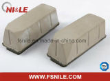 Abrasivo de pulido del carburo de silicio de la magnesita de la herramienta de cerámica