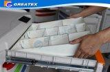 Carro médico do trole o mais atrasado da emergência médica com alumínio, ABS, Steel&#160 inoxidável; (GT-TA3810)