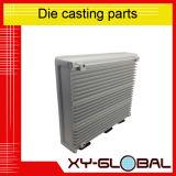 L'alloggiamento lavorante del rivestimento dell'alluminio della pressofusione e della polvere di CNC