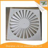 Difusor branco do ar do redemoinho da cor para o sistema da ATAC
