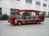 Beetle forma eléctrica coche de turismo con 14 pasajeros en Changzhou