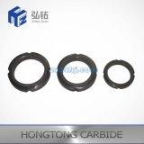 Anéis do selo do carboneto de tungstênio da alta qualidade