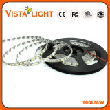 Tira de la luz de IP20 los 9.6W/M SMD 3825 LED para los varios departamentos