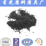 Säulenkohle betätigter Kohlenstoff für Gasmaske