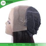 Capelli neri naturali 100% del brasiliano di colore della parrucca frontale del merletto dei capelli di Remy