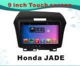 pour le lecteur DVD de véhicule de jade de Honda 9 pouces avec GPS Navigation/TV/WiFi/Bluetooth