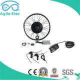 自転車のためのグリーン電力500W LEDのハブモーターキット