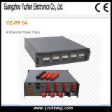 Block d'alimentation électrique de régulateur d'éclairage de la Manche de la lumière 6 de l'étape DMX512