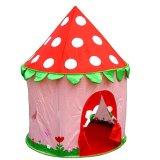 Spiel-Garten knallen oben Zelt der Prinzessin-Kids Teepee Playhouse Tipi