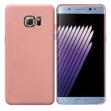 Caso macio Shockproof de Hotselling TPU para a nota 7 de Samsung