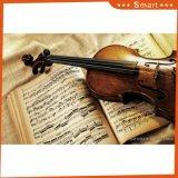 La peinture estampée par jet d'encre de violon pour la décoration à la maison