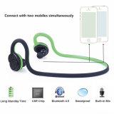 Écouteur sans fil bas lourd stéréo de Bluetooth