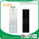Lumière extérieure à énergie solaire de réverbère de qualité avec le prix concurrentiel Al-X60
