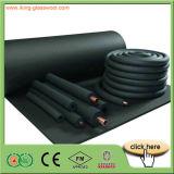 Tubi ad alta densità della gomma piuma di Rubebr dell'isolamento termico con FSK