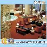 Moderna de madera cama individuales para Hotel Zona Pública