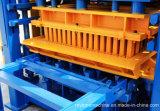 Bloco de cimento da máquina de fatura de tijolo do Paver Qt5-15 que dá forma à máquina