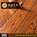 El mejor vendedor del parquet de la madera de la ceniza / del suelo laminado