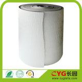 Folha de espuma XPE em relevo com folha de alumínio para isolamento de espuma