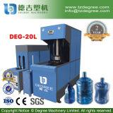 Uma máquina de sopro semiautomática do frasco do animal de estimação da cavidade