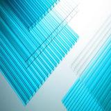 Hoja clara del panal del policarbonato de la Ultravioleta-Protección para construir para la venta