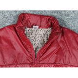 Jupe extérieure rouge de mode d'hommes faits sur commande bon marché vers le bas pour l'hiver
