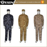 Uniforme militare di caccia di combattimento dell'esercito del Acu del Usmc per Wargame Paintball