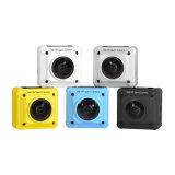 WiFi 4k câmara de vídeo de 360 graus com lente dupla