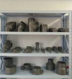 Couplage d'ajustage de précision de pipe de PVC pour l'approvisionnement en eau