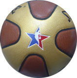 3 # 12 Slices PVC Laminated Sport Basketball