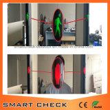 33 de Gang van streken door de Apparatuur van de Veiligheid van de Poort van de Detector van het Metaal voor de Inspectie van de Veiligheid van de Controlepost