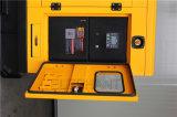 генератор 484kw 605kVA малошумной охлаженный водой тепловозный с пользой генерирований електричества