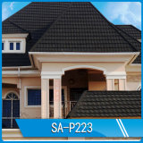 Adhésif supérieur à base d'eau pour le toit en métal revêtu de pierre (SA-P223)