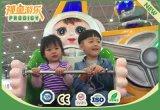 Giro di divertimento della rotella di Ferris di giro dei capretti di figura del robot mini per dell'interno