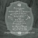 개인화된 아크릴 결혼식 권유, 특별 이벤트 권유