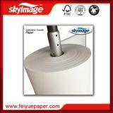 Impressora Ms-Jp6 de alta velocidade para 44 polegadas de papel de sublimação não-curl 45GSM Fast Dry