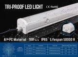 목록으로 만들어지는 세륨을%s 가진 18/36/54W IP65 LED 세 배 증거 빛/고정편 빛