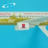 Комплект подарка 1:200 18.8cm модельный Айркрафт Мальта A320 воздуха корпоративный