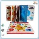 Casebound Puzzlespiel-Buch, damit Prechool Kinder Farben erklären