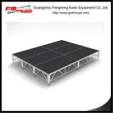 Soem halten Aluminiumstadiums-Typen des stadiums-1.22X2.44m instand